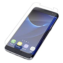 ZAGG InvisibleShield HD for Samsung Galaxy S7 Edge - Retail Packaging - Screen
