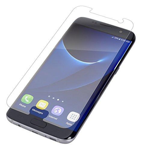 Invisibleshield Screen Film - ZAGG InvisibleShield HD Film Screen Protector for Samsung Galaxy S7 Edge - Screen