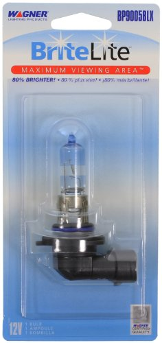 Wagner 9005 BriteLite Replacement Bulb, (Pack of 1) (Ford Contour Aftermarket)