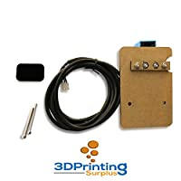 Arrival Auto Leveling Position Sensor for Anet A8 Prusa i3 3D Printer RepRap Includes Mounting Plate and Screws by Roko