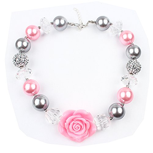 Girls Beaded Necklace - 6
