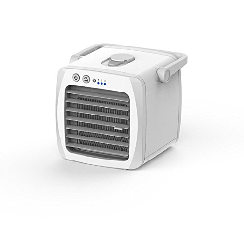 Price comparison product image G2T Portable 3 in 1 Table Top Air Cooler Purifier Humidifier Nano Water Evaporative Cooler PM2.5 Air Purifier