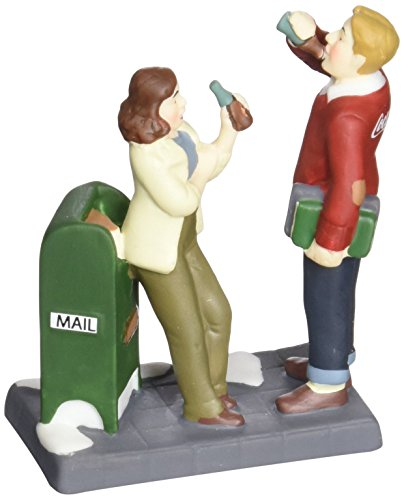 Department 56 Christmas in the City Village Good Company Accessory, 2.72 inch