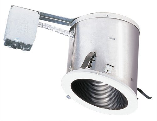 Elco Lighting EL918RICA 6'' Airtight IC Sloped Remodel Housing