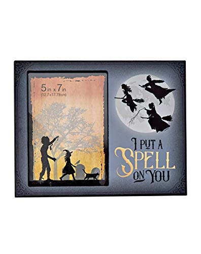 Spirit Halloween Hocus Pocus Picture Frame | Officially Licensed