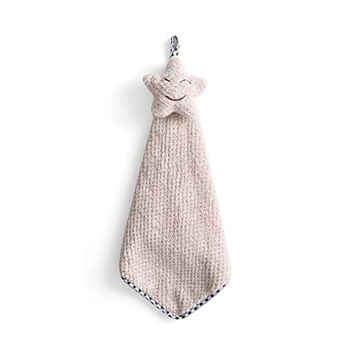 Fenglee-joy Hand Towel for Bathroom and Kitchen Strong Water Absorption and Easy Cleaning.