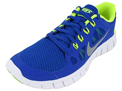 Nike Free 5.0 Junior Blue