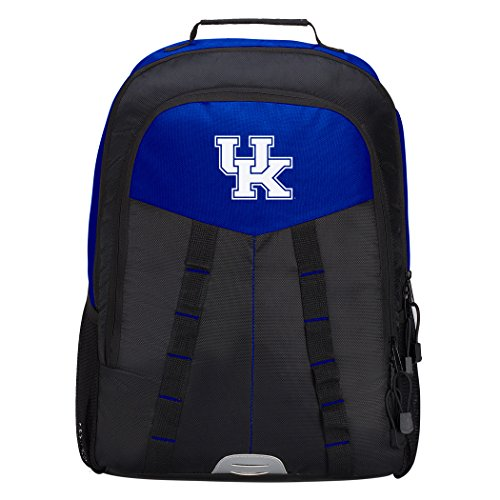 The Northwest Company Officially Licensed NCAA Kentucky Wildcats Scorcher Sports Backpack, Blue (Kentucky Laptop Bag Ncaa Wildcats)