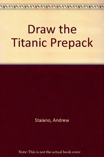 Draw the Titanic Prepack (Draw The Titanic compare prices)