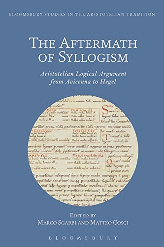 The Aftermath of Syllogism: Aristotelian Logical Argument from Avicenna to Hegel (Bloomsbury Studies in the Aristotelian Tradition)