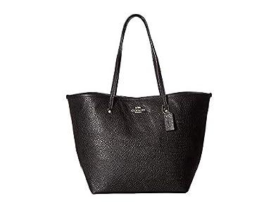 Amazon.com: COACH - Bolso de piel para mujer, Negro, talla ...