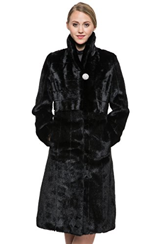 Full Length Womens Mink Coat - 3
