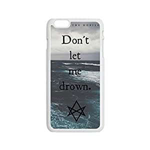 Custom Hard Plastic case with Image from Bring Me The Horizon Snap-on cover for iphone 5c