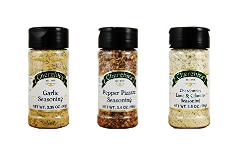 - Cherchies Grilling Seasoning Trio Collection
