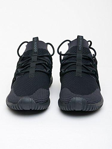 adidas Zapatillas de Skateboarding Para Hombre Black Dk Grey Black