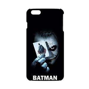 2015 Ultra Thin Batman The Dark Knight Joker 3D Phone Case for iPhone 6 Plus