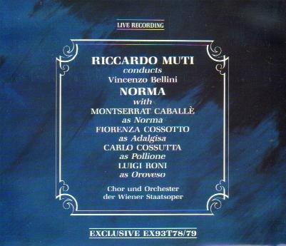 Fiorenza Collection - Bellini: Norma