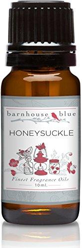 Barnhouse - Honeysuckle - Premium Grade Fragrance Oil (10ml) (Honeysuckle Essence Oil)