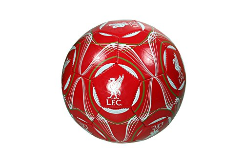 Liverpool F.C. Authentic Official Licensed Soccer Ball Size 5 - C 02