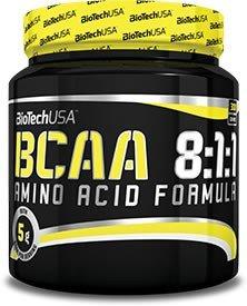 BioTech USA BCAA 8:1:1 Cola, 1er Pack (1 x 300 g)