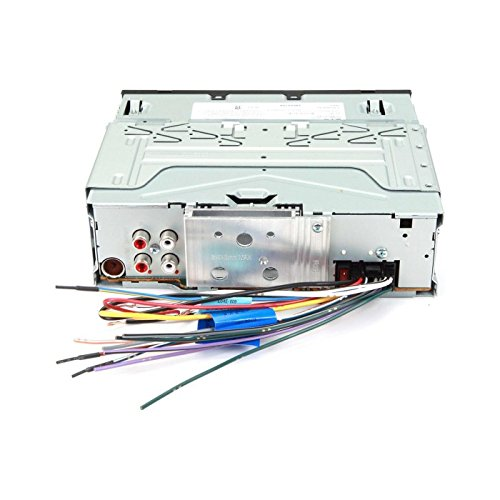 417mOcA49OL amazon com jvc kdr660 single din car stereo with am fm cd mp3 jvc kd-r610 wiring harness at honlapkeszites.co