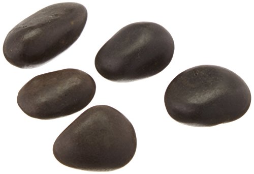 Rainforest 5 lb. Jar Black Grade A Polished Pebbles 1 cm Review