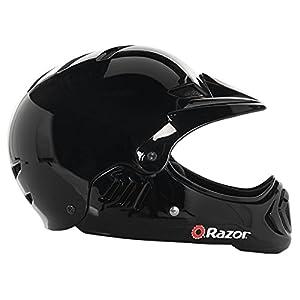 Razor 97878 Child Full Face Helmet, Gloss Black