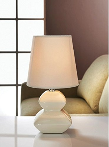 Stylish pagoda pebble table lamp cream perfect for bedside tables stylish pagoda pebble table lamp cream perfect for bedside tables lamp for studies or living aloadofball Choice Image