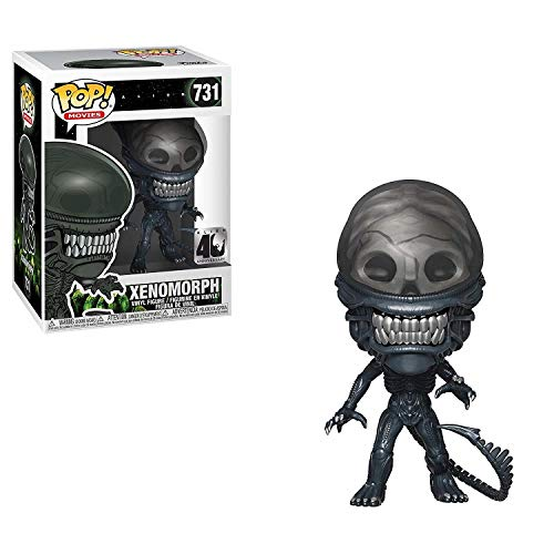 Funko- Pop Vinilo Alien 40Th Xenomorph Figura Coleccionable, Multicolor (37743)