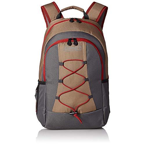 417mPZ8IkmL - Coleman Soft Cooler Backpack | 28 Can Cooler, Khaki