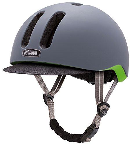 Nutcase Metroride Bike Helmet, Fits Your Head, Suits Your Soul - Sharkskin Matte