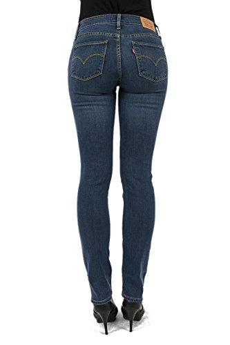 Straight Lone Levis 26 32 714 Bleu Jeans Wolf wqX8P8fIn