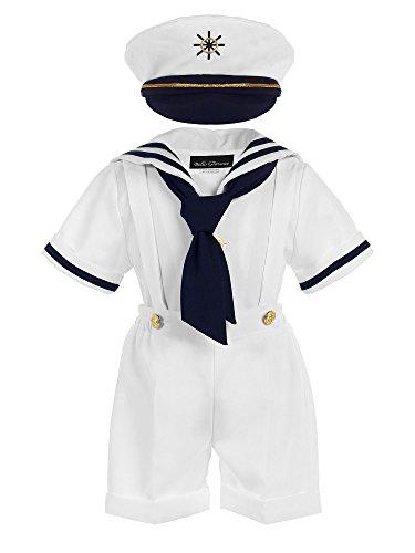 White Sailor Suit - 3