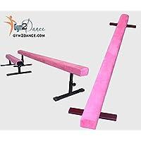 Gymnastics Balance Beam. 4', 8', Risers. 6 Options to...
