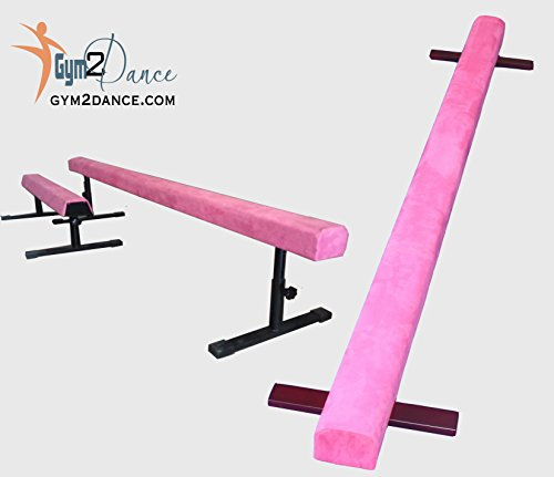 Gymnastics Balance Beam (8 ft Wood Beam Without Riser)