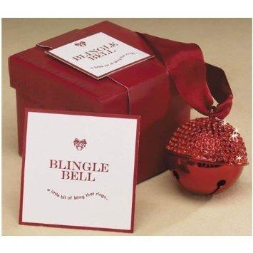 Blingle Bell in Red