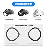 AMVR Lens Anti-Scratch Ring Protecting Myopia