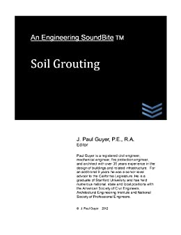 Soil grouting engineering soundbites ebook for Soil grouting