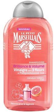 Le Petit Marseillais Vinegar and 3 Flower with Pink Grapefruit Hair Shampoo (Grapefruit Pink Shampoo)