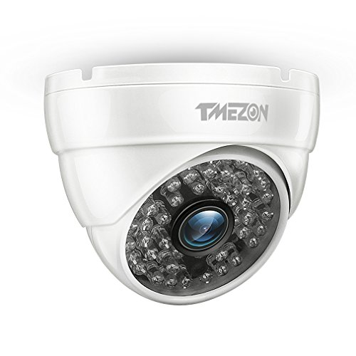 Amazon.com : TMEZON 4 Pack AHD Camera 1080P AHD/CVI/TVI/960H 1500Tvl Security Camera 2.0MP Night Vision Outdoor 48 IR LEDs Day Night Vision with OSD Menu ...