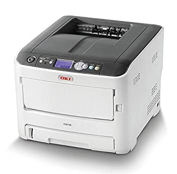 Amazon.com: OKI C612n Laser Color A4, 46406003: Computers ...