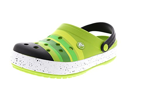 Crocs Crocband Couleur Mixte Multicolore Sabot Crocs Mixte Sabot Rafale Couleur Rafale Crocs Multicolore Mixte Crocband qtHZAwY