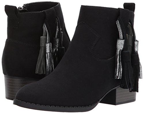 Dolce Vita Girls' Jemma Ankle Boot, Black Microsuede, 3 Medium US Little Kid by Dolce Vita (Image #6)