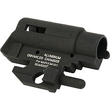Evike - Guarder CNC Machined Aluminum Enhanced Hop-Up Chamber w/ Hopup Dial for Tokyo Mauri M1911 MEU Detonics P226 E2 GBB Airsoft Pistols