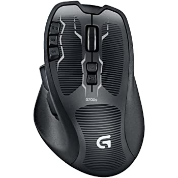 Logitech G700s 910-003584 Rechargeable Gaming Mouse