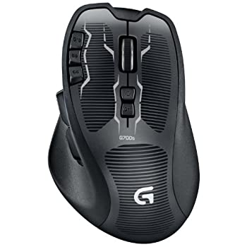 Image of Gaming Mice Logitech G700s Rechargeable Gaming Mouse
