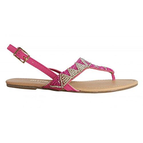 Sandali rosa per donna MTNG Fu3mmDX5