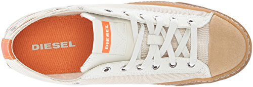 Exposure Diesel Mens I Sneaker Low Dirty Magnete Diesel Mens White AIAgdSwq
