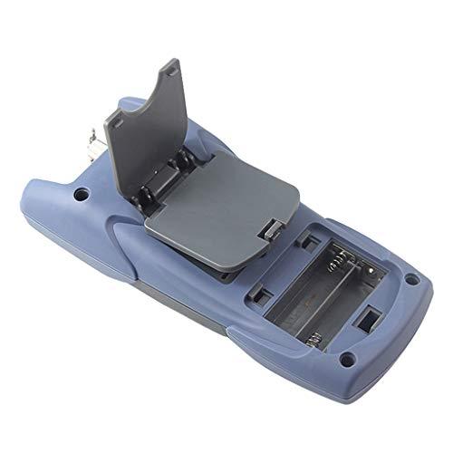 SM SunniMix A Set -70dBm~+10dBm 850~1625nm Optical Power Meter Tester FC SC Handheld Optical Power Meter + 1mW Visual Fault Locator Pen by SM SunniMix (Image #8)