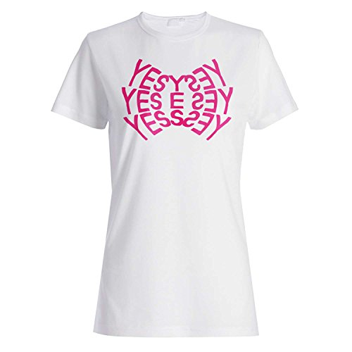 Ja Ja Ja Ja Ja Ja Ja Ja Lustige Neuheit Damen T-shirt ff61f